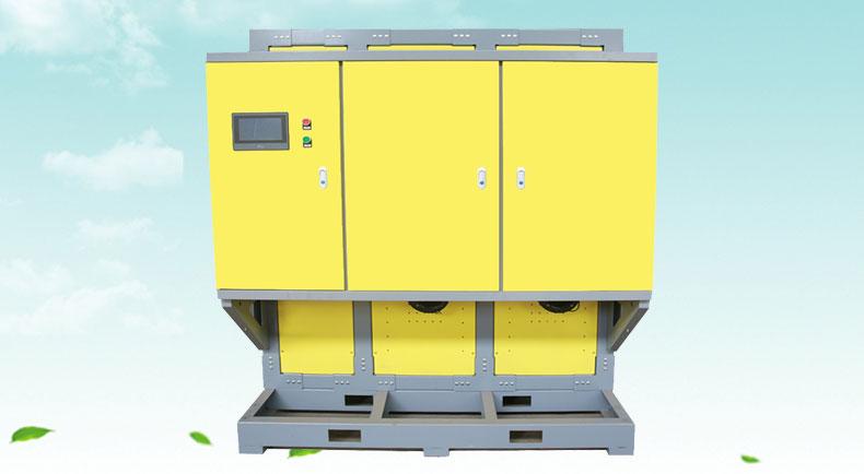 200KW煤改电锅炉