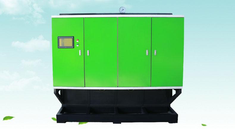 300KW煤改dian锅炉